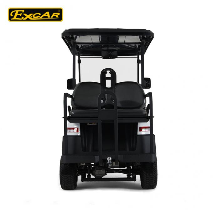 Electric Golf Carts With Trojan Battery
