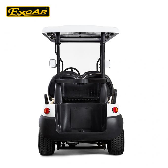 Elegant 6 Person Electric Golf Buggy