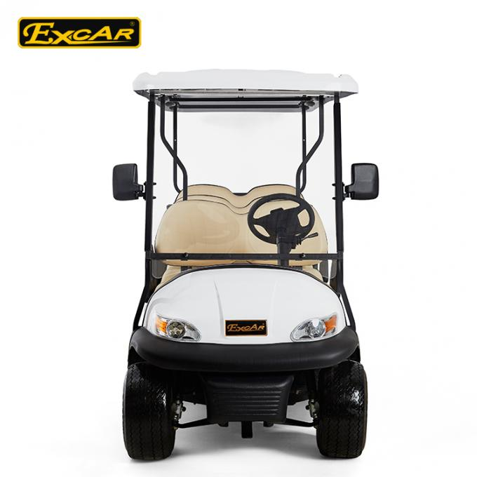 Golf Course Electric Golf Buggy Electric Powered 8 Seater Golf Cart CE Approved