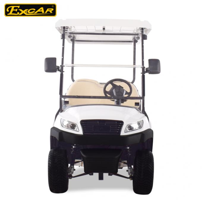350A Controller Battery Operated Fast Golf Carts 25km / H Or 45km / H
