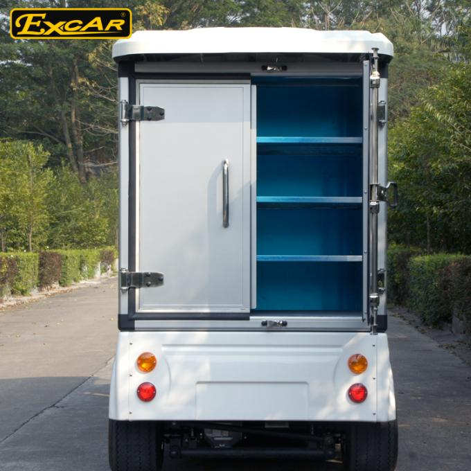 CE Approved Electric Food Cart