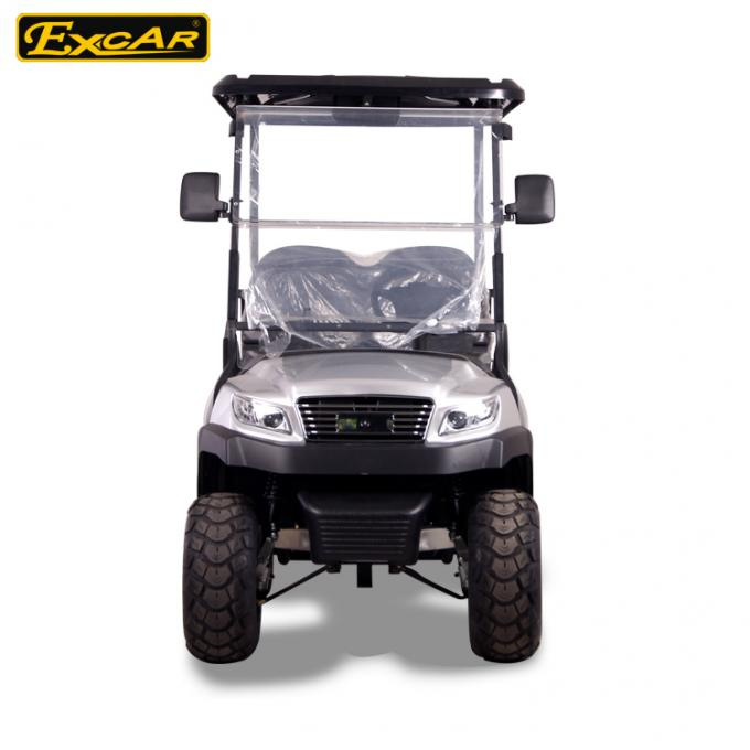 4 Person Electric Hunting Carts With Curties Controller 48V 275A