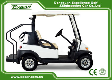 China CE Approved Electric Used Golf Carts With Trojan Batteried Curtis Controller supplier