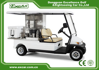 China Utility Electric Cart For Tourist With Trojan Battery/Curtis Controller supplier