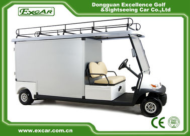 China 2 Person Golf Cart CE Approved Hotel Use With Trojan Batteries supplier