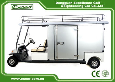 China Electric Hotel Buggy Car Transport Luggage supplier