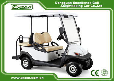 China KDS Motor Used Electric Golf Carts 4 Seater 48V Trojan Batteries Powered supplier