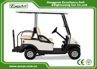 China White Used Electric Golf Carts With Trojan Battery CE Approved 4 Seater 275A supplier