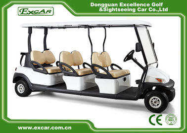 China Elegant 6 Person Electric Golf Buggy supplier