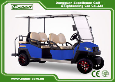 China ISO Approved Electric Golf Carts 350A Controller Golf Cart Buggy 48V supplier