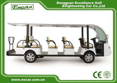China Excar 14 Passengers Electric Sightseeing Car supplier