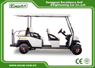 China 350A Controller Battery Operated Fast Golf Carts 25km / H Or 45km / H supplier