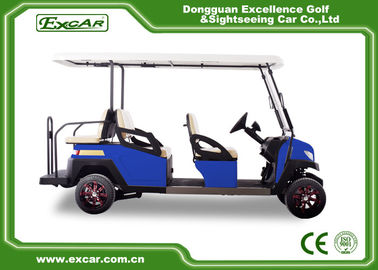 China USA Controlller Electric Powered Golf Carts Trojan Battery With ISO Certificated supplier