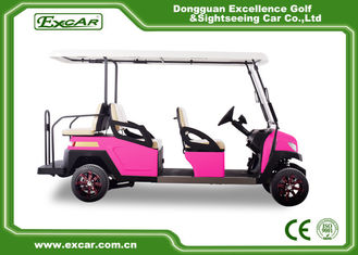 China 48 Voltage Golf Electric Car 350A Controlller 3.7KW USA Motor CE Certificate supplier