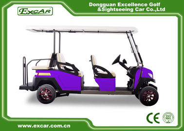 6 Passengers Electric Golf Carts 350A Controller Electrical Golf Car