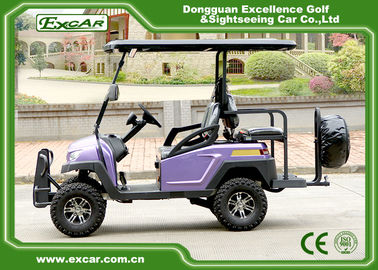 China Electric 270A Club Car Electric Hunting Carts supplier