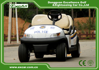 China Convenient 4 Wheel Electric Security Vehicles Without Roof , 1 Year Warranty supplier