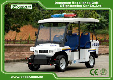 China 48V Battery Electric Patrol Car supplier