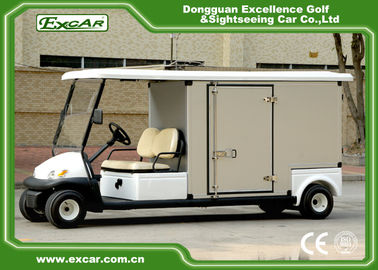 China CE Approved Electric Food Cart supplier