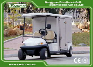 China 48V Food And Beverage Golf Cart 5KW Electric Motor 4000 * 1200 * 1900 MM supplier