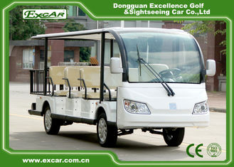China Electric Sightseeing Car With Iron Frame supplier