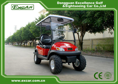 China EXCAR 48V 3KW Dune Buggy Club Car , Electric Hunting Carts For Adult supplier