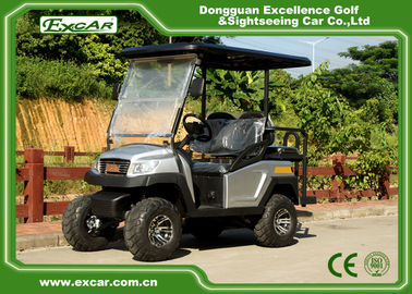 SUV 4 Seat Hunting Electric Golf Carts With Trojan Battery 48V