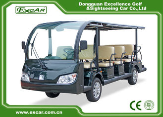 China CE Approved Electric Sightseeing Bus In Amusement Park / Electric Shuttle Car supplier