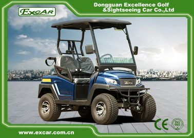 China 2 Passenger Electric Golf Carts With USA Curtis Controller 48V 275A supplier