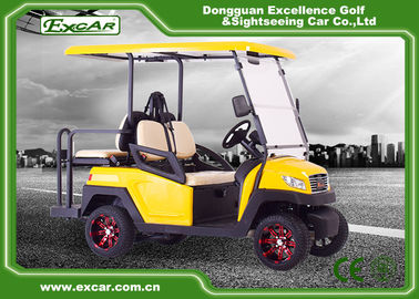 Excar 3kw 4 Passenger Electric Car With Intelligent Onboard Charger