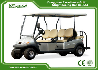 Curtis Controller 6 Passenger Electric Car , Motorised Golf Cart Club Car