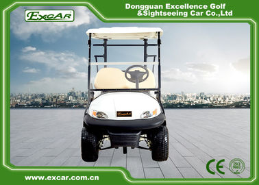 China CE Comfortable Used Custom Golf Carts / Golf Buggies With Trojan Battery supplier