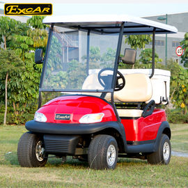 China 2 Seat Mini Gold Club Electric Multi Passenger Golf Carts With Trojan Battery supplier