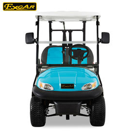 China Club Car Small Electric Golf Carts For Golf Courses , Road Legal Golf Buggy supplier