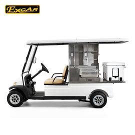 China Vehicle Electric Utility Carts Vintage For Adults , Comfortable Battery Operated Golf Buggy supplier