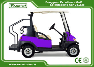 China 45kmph Used Low Speed Electric Vehicles 2 Rear Seat With AC DC System supplier