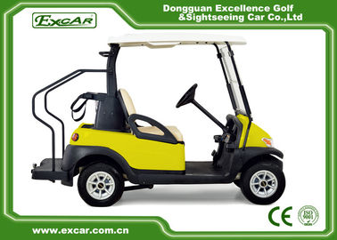 China Multi Passenger 2 Seater Golf Buggy , Motorised Golf Carts 25km / H Speed supplier