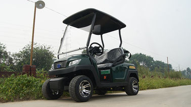 Smart 4 Wheels Off Road Electric Buggy Cart 2 Seats For Golf Course 8-10 Hours Charging Time