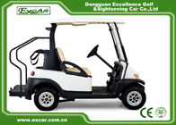 China CE Approved Electric Used Golf Carts With Trojan Batteried Curtis Controller factory