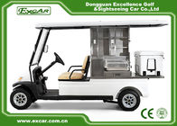 A1H2 / CC Golf Cart Electric Utility Cart CE Approved For Tourist With LED Headlights