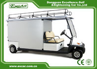 China 2 Person Golf Cart CE Approved Hotel Use With Trojan Batteries company