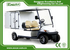 China Cargo Type Hotel Golf Buggy With 205 / 50 - 10 Tyre Sofa Chair/Trojan Battery factory