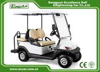 China KDS Motor Used Electric Golf Carts 4 Seater 48V Trojan Batteries Powered factory