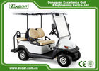 China KDS Motor Used Electric Golf Carts 4 Seater 48V Trojan Batteries Powered company