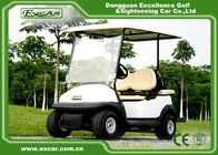 China Trojan Batteried Used Electric Golf Carts 4 Seater Curtis Controller Used Club Car factory