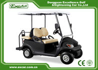 China EXCAR Electric Golf Carts For 4 Passengers With ADC 3.7KW Motor/Trojan Battery factory