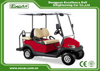China Electric Golf Carts 10 Inches Aluminum Wheel 3.7KW ADC Motor/Trojan Battery factory