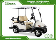 China 48V Trojan Batteries Used Electric Golf Carts 4 Passengers 275A Used Golf Carts factory