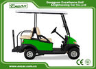 China CE Approved Electric Golf Carts 48V Light Green 4 Person Golf Cart factory