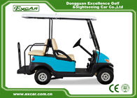 China Electric Golf Carts 2 + 2 Seater With Trojan Battery/Curtis Controller factory